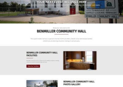 Benmiller Community Hall