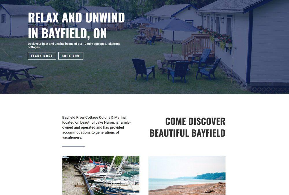 Bayfield River Cottage Colony & Marina