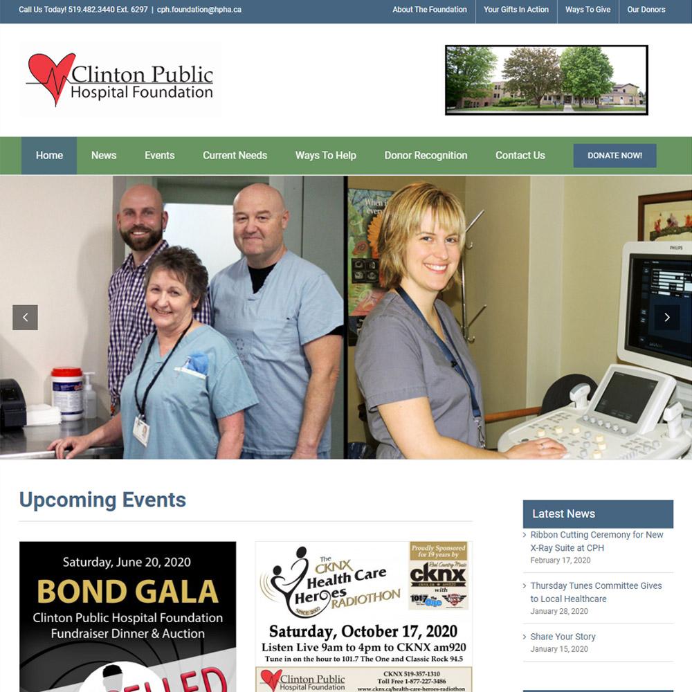 Clinton Public Hospital Foundation