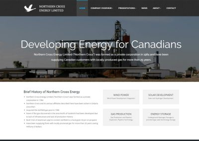 Northern Cross Energy
